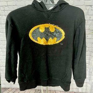 Mango Batman Boy's Hoodie Size 9/10